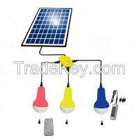 solar lighting kits for 3 rooms