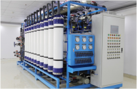 NO leak and biggest flow flux UF membrane system for waste water treatment