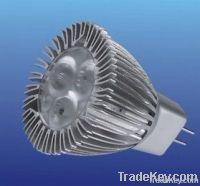 LED Spotlights MR11 3*1W