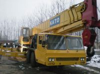 Used 50 ton KATO truck Crane