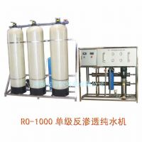 Water Purifier With Ro System