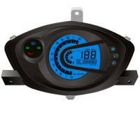 Motorcycle Digital Mode Meter