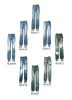 Hand-Painted fashion jeans
