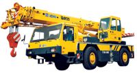sell  XCMG QAY25 All Terrain Crane