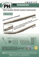 Dental Bone Scrapers