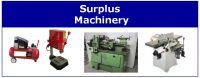 Surplus Machinery