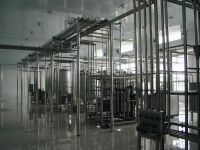 Milk Powder Dairy Machinery Equipment Plant Line