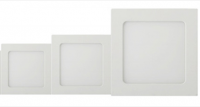 Square LED panel light 3W/4W/6W/9W/12W/15W/18W Ultra Slim