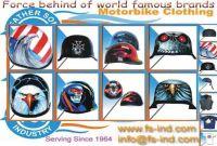 Motorcycle helmets Air brush
