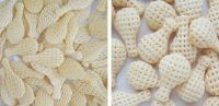 2D 3D fried pellet snack food processing machinery