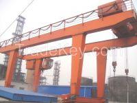 10 ton double girder gantry crane