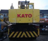 Used Kato NK350E truck Crane
