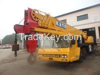 used truck crane KATO NK-500E,50T crane for sale,used Japan cranes