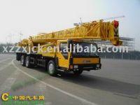 QY25K used truck crane