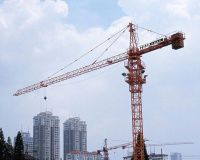 QTZ H7030 tower crane