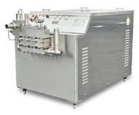 dairy equipments homogeniser