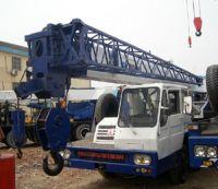 Used Tadano 25 Tons Truck Crane