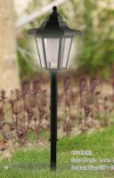 Solar Plastic Lamps