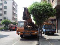 Used Kato Truck Cranes