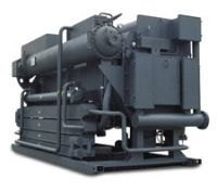 steam operated absorption chiller