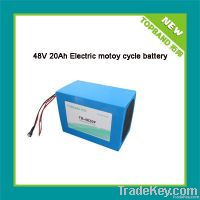 High Power Lifepo4 Motorcycle Battery 48v20ah+bms