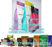 Soup Pouches, Roll Stock, Aluminum Foil Bags, Stand Up Pouches, Pp Bag
