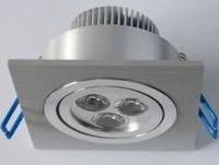 LED Ceiling Lamp 3x1W