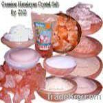 Himalayan organic Salt edible