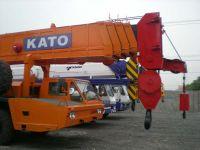 Used 120Ton Truck Crane