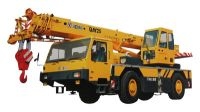 25ton all Terrain Crane