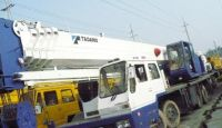 used/second hand turck crane supplier