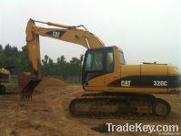 Used Excavators Caterpillar  320C