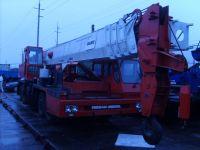 japan original tadano 50 ton used truck cranes
