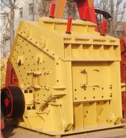 Impact crusher in China