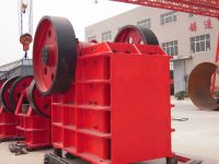 Mining ore jaw crusher