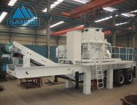 YDPS series Portable Crushing and Screening Plants
