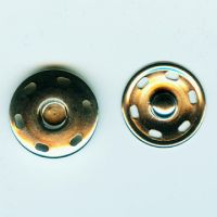 Spring Press Stud Buttons
