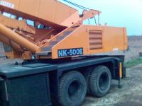 used kato 50 ton crane, NK-500E, kato hydraulic crane