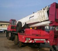 used crane, used construction machine, second hand crane