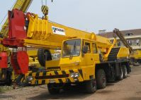 used earth moving machinery ( cranes )