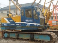 Used Crawler Crane Kobelco