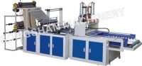 Bag Making Machine Automatic Four Line Cold Cutting