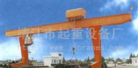 single-beam hook gantry crane