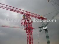 Tower crane, construction elevator