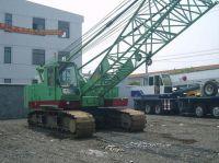 Supply useed 50T CRAWLER CRANE