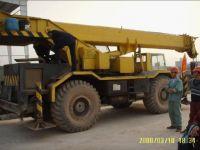 used truck crane Liebherr 30Ton