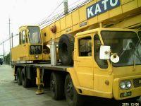 used truck crane 50ton