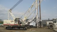 FUWA 50t lattice boom crawler crane
