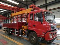 SQ8 stiff boom truck crane