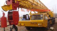 used KATO NK1000crane--008613472889926